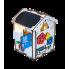 Бизиборд ID&ND домик развивающий с подсветкой 24х24х30